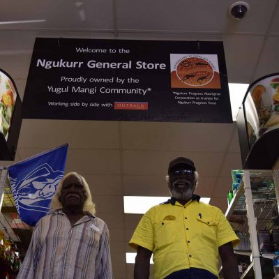 A New Look: Ngukurr General Store
