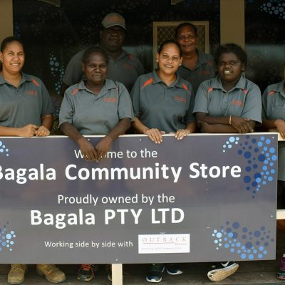 New Bagala Store all Indigenous operation