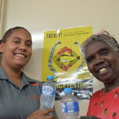 Barunga says no to sugar