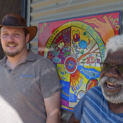 Outback Stores help grow jobs and health in Ngukurr
