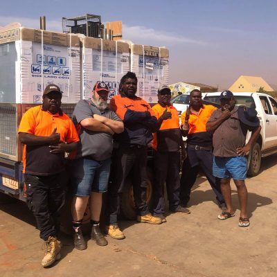 Fridges a cool idea in Papunya