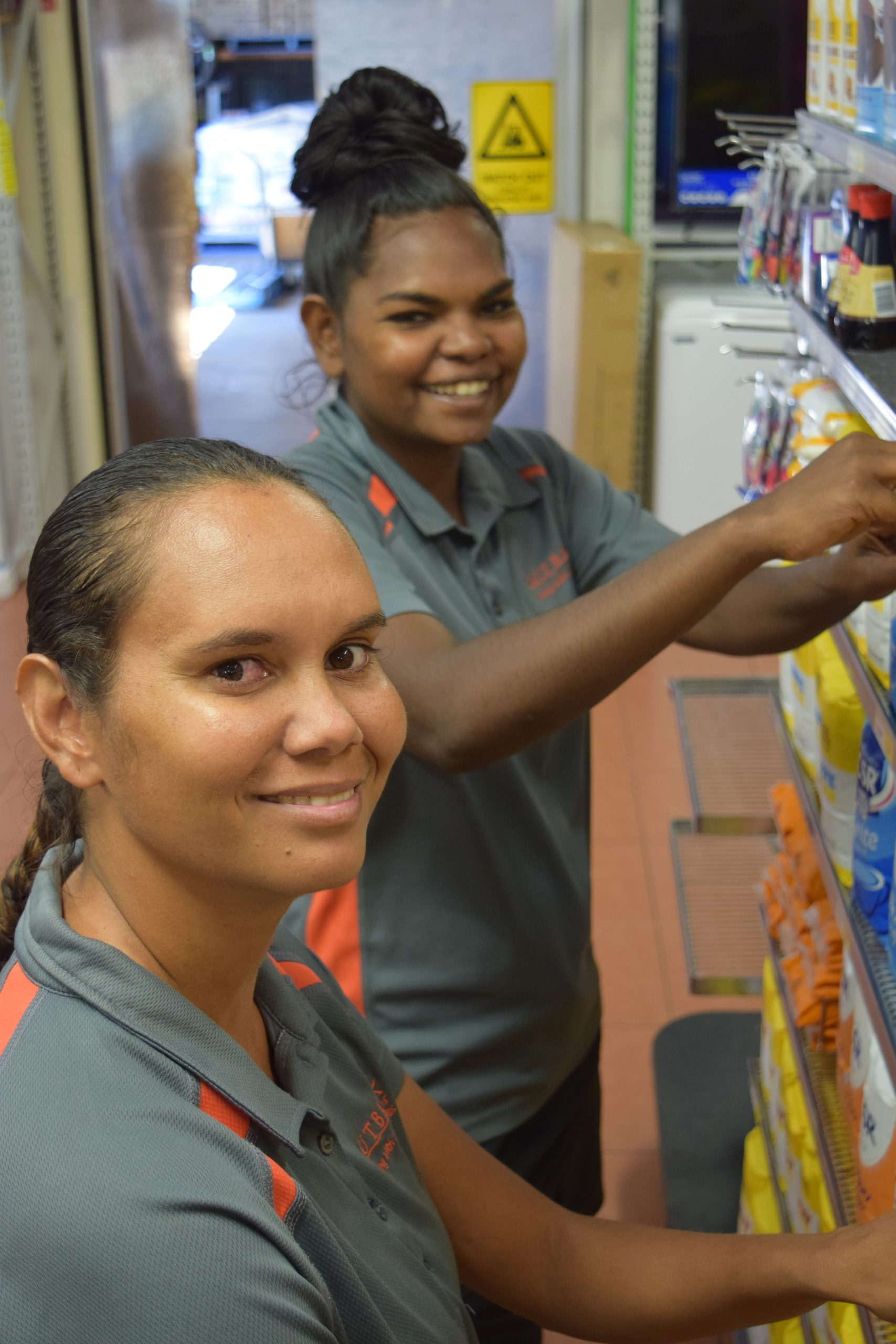 Indigenous Trainer a first for Outback Stores
