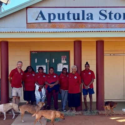 Aputula Store is getting race ready