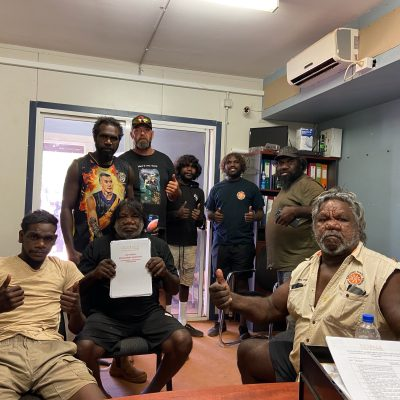 Outback Stores welcomes Kunawarritji