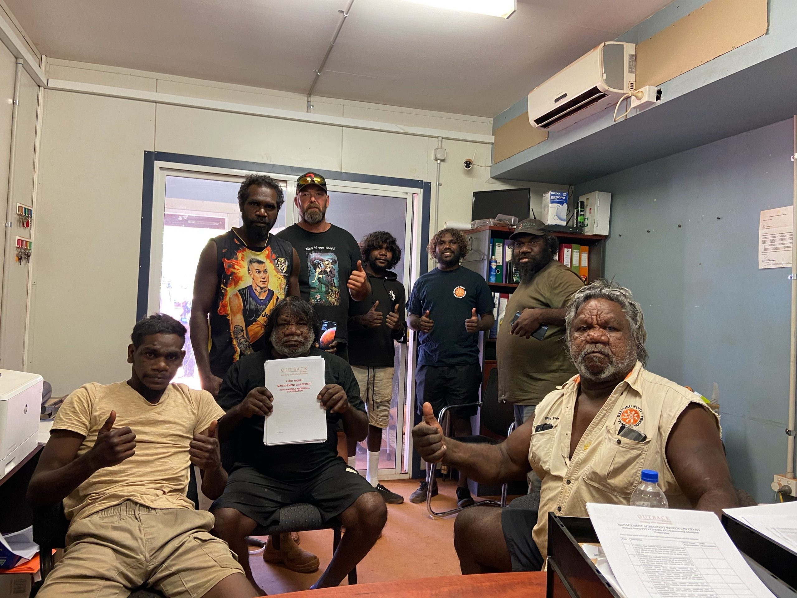 Kunawarritji Aboriginal Corporation