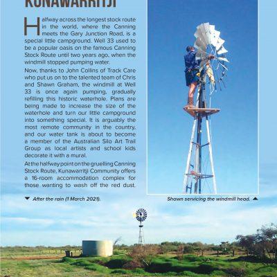Kunawarritji campground in Western 4W Driver Magazine